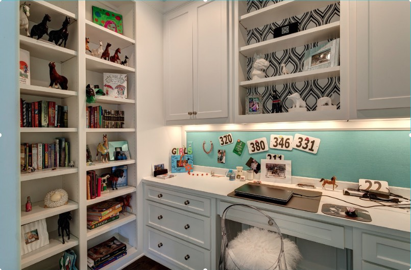 30 BacktoSchool Homework Spaces and Study Room Ideas Youll Love
