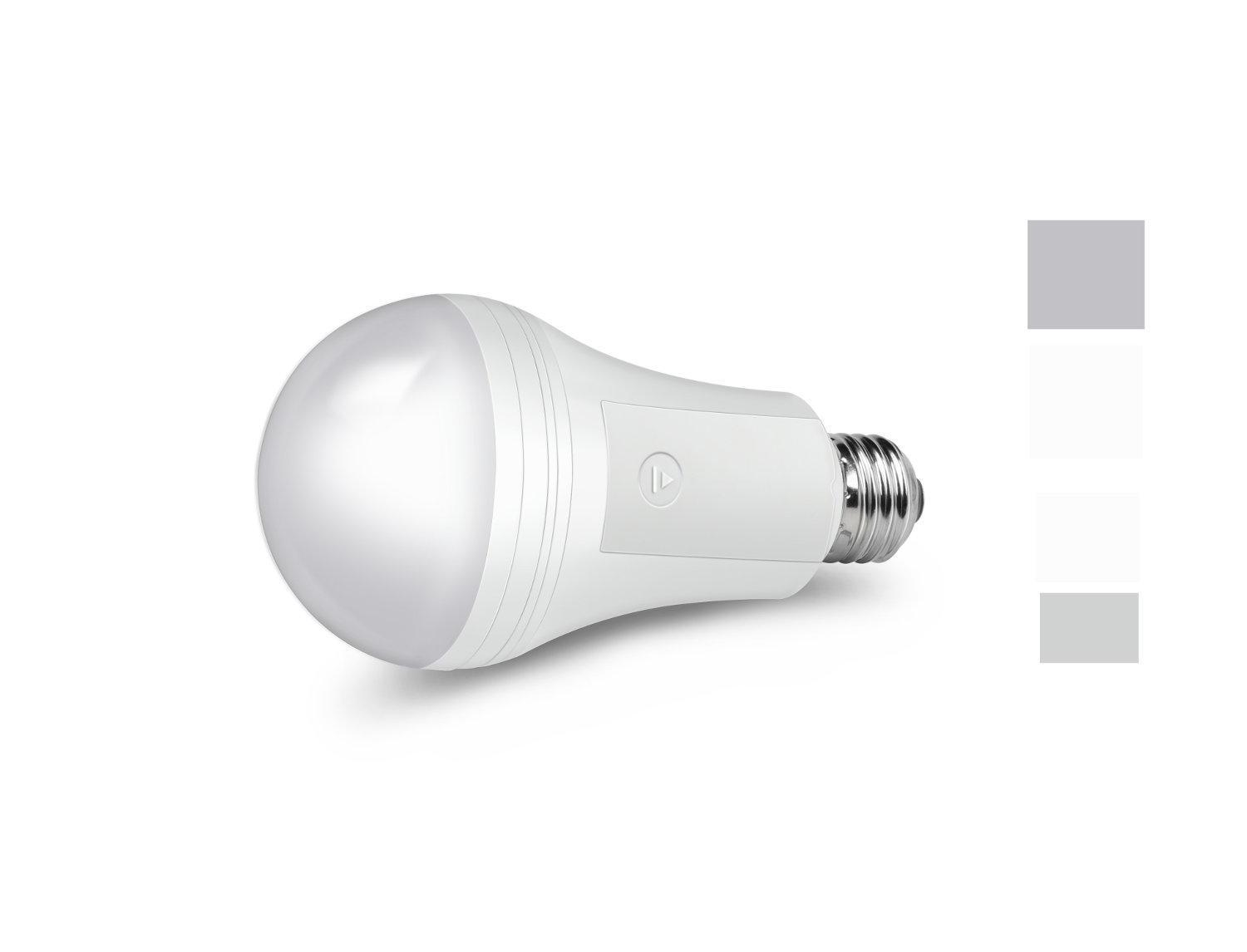 Smart LED Light Bulb Shines Even During a Power Outage | Home ...