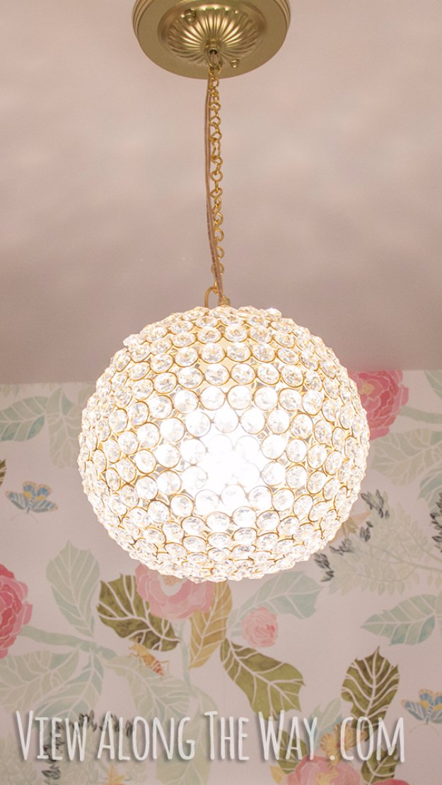 15 Unique DIY Chandelier Designs To Customize Your Home With