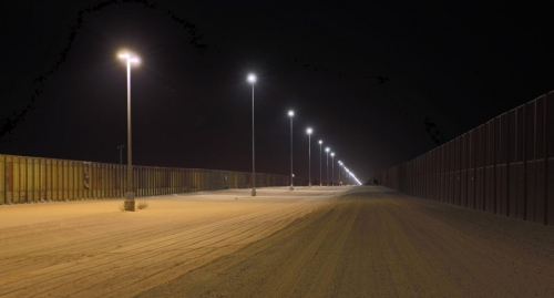In the conclusion of its outdoor LED lighting performance tests in Arizona desert conditions, the US Department of Energy has not been able to determine the exact causes of a decrease in illuminance at specified test duration points. (Photo credit: US DOE.)